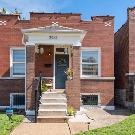 Rent this 2 bed house on 3941 Winnebago Street in Saint Louis, MO 63116
