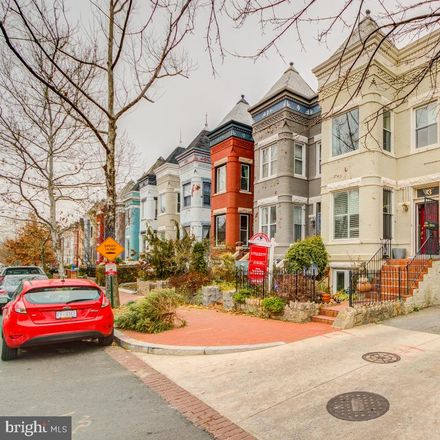 Rent this 2 bed townhouse on 13 S Street Northwest in Washington, DC 20001