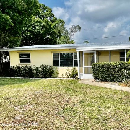 Rent this 3 bed house on 1360 Holland Street in Melbourne, FL 32935
