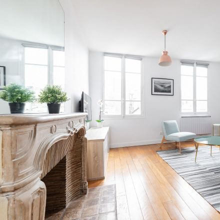 Rent this 1 bed apartment on 14 Rue des Fossés Saint-Jacques in 75005 Paris, France
