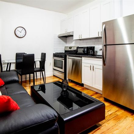 Rent this 3 bed apartment on Hopkins Ave in Jersey City, NJ