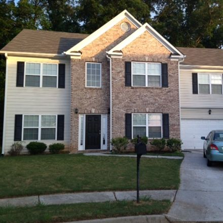 Rent this 1 bed house on 5118 Upper Elm Street in GA 30349, USA
