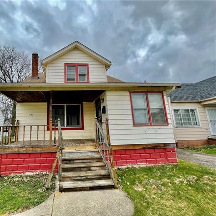 Rent this 3 bed house on 5140 Clement Avenue in Maple Heights, OH 44137