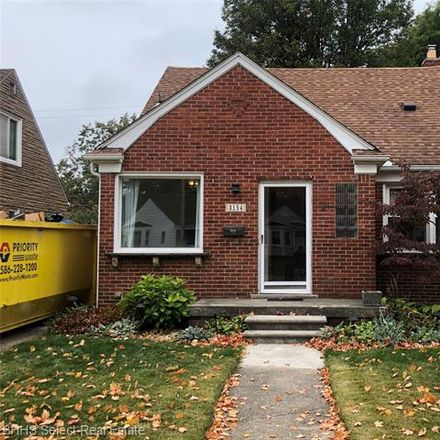 Rent this 3 bed house on 3154 Lincoln Street in Dearborn, MI 48124