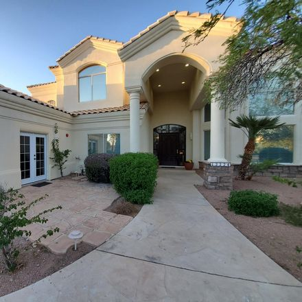 Rent this 5 bed house on East Shangri la Road in Scottsdale, AZ 85259