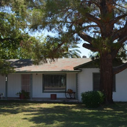 Rent this 2 bed house on 756 North Center Street in Mesa, AZ 85201
