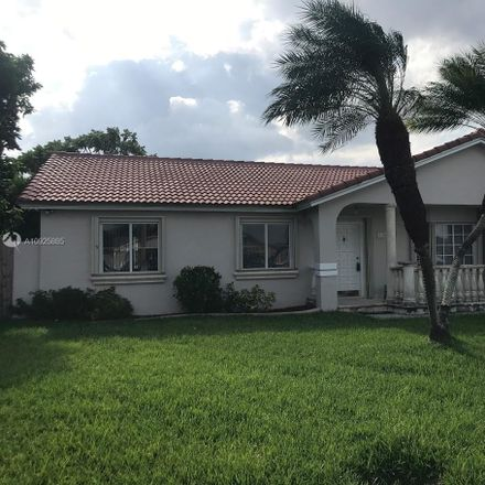 Rent this 3 bed house on 16974 Southwest 144th Place in Richmond West, FL 33177