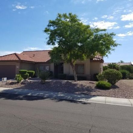 Rent this 3 bed house on 20029 North Shadow Mountain Drive in Surprise, AZ 85374
