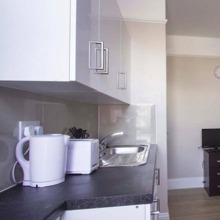 Rent this 0 bed apartment on Mora Road in London NW2 6TE, United Kingdom
