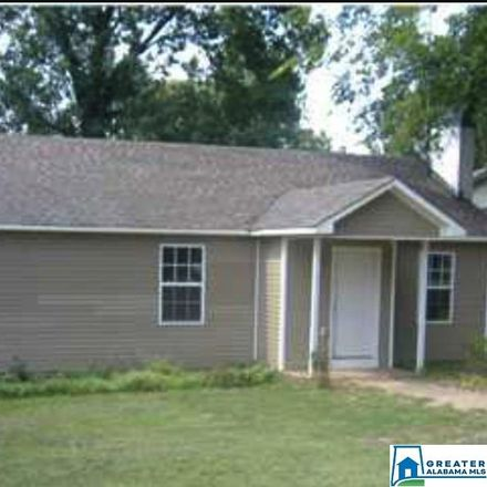 Rent this 3 bed house on 1934 Mountain Drive in Tarrant, AL 35217