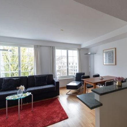 Rent this 2 bed apartment on Untere Zäune 21 in 8001 Zurich, Switzerland