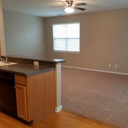 Rent this 4 bed townhouse on 321 Old Mill Village Drive in Apex, NC 27502