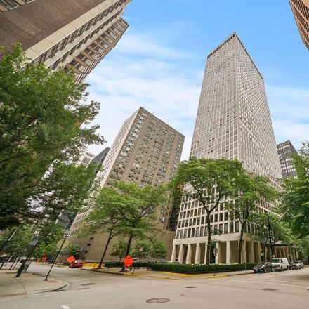 Rent this 1 bed apartment on The Plaza on DeWitt in 260 East Chestnut Street, Chicago