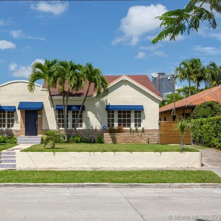 Rent this 3 bed house on 361 Southwest 20th Road in Miami, FL 33129