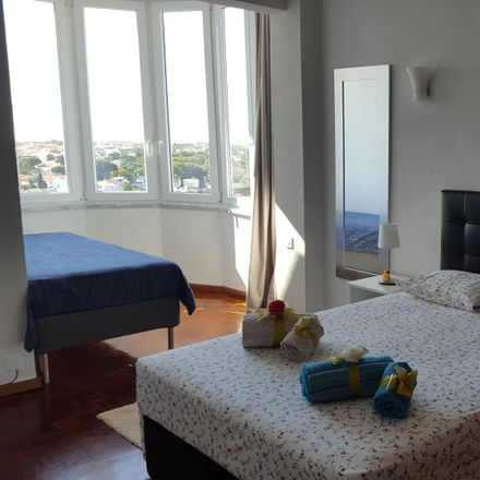 Rent this 1 bed apartment on Avenida das Comunidades Europeias in 2750-841 Cascais e Estoril, Portugal