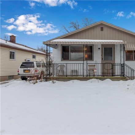 Rent this 3 bed house on 187 Marion Road in Amherst, NY 14226