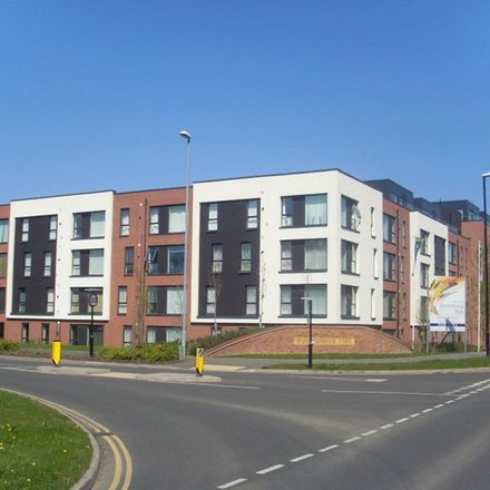 Rent this 1 bed apartment on Monticello Way in Coventry, CV4 9AE