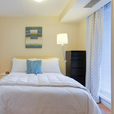 Rent this 1 bed apartment on University Plaza in Richmond Street West, Toronto