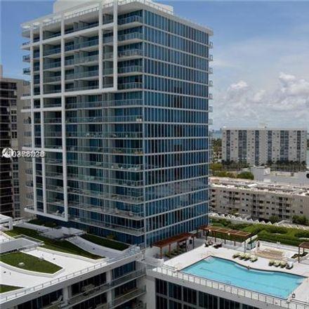 Rent this 2 bed condo on 6801 Collins Avenue in Miami Beach, FL 33141