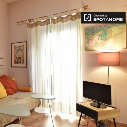 Rent this 1 bed apartment on Caffè Castroni in Via Ottaviano, 55