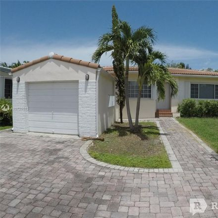 Rent this 3 bed house on 9117 Emerson Avenue in Surfside, FL 33154