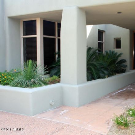 Rent this 2 bed townhouse on 10036 East Graythorn Drive in Scottsdale, AZ 85262
