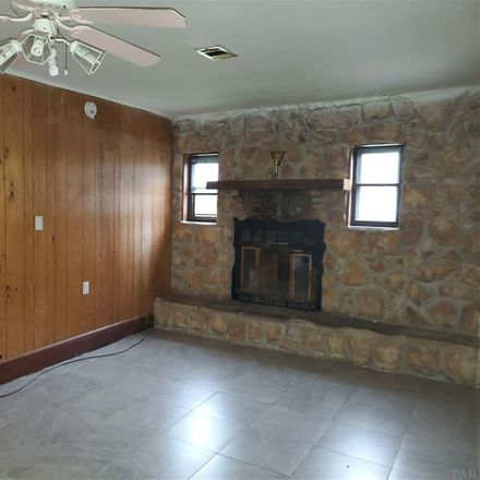 Rent this 3 bed apartment on 905 W Detroit Blvd in Pensacola, FL