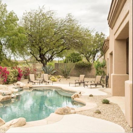 Rent this 5 bed house on 6332 East Dusty Coyote Circle in Scottsdale, AZ 85266