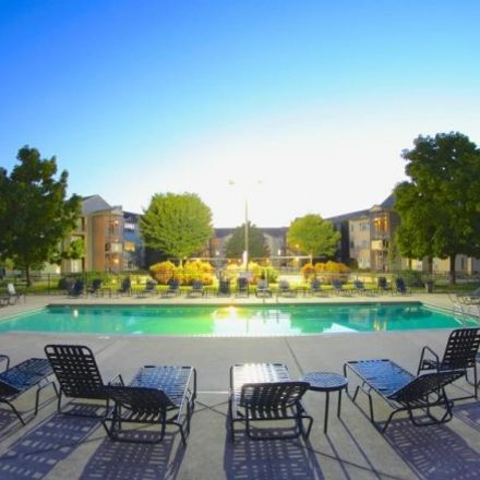 Rent this 1 bed apartment on Stadium Park Apartments in Commons Drive, Eugene