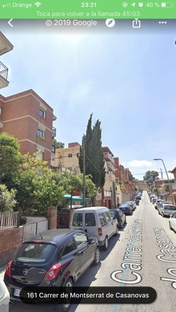 Rent this 1 bed room on Carrer de Montserrat de Casanovas