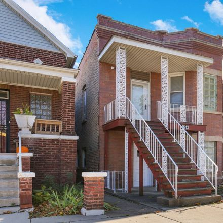 Rent this 5 bed duplex on 4613 South Saint Louis Avenue in Chicago, IL 60632