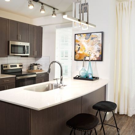 Rent this 1 bed apartment on AMM Collision Center in Rutland Drive, Austin
