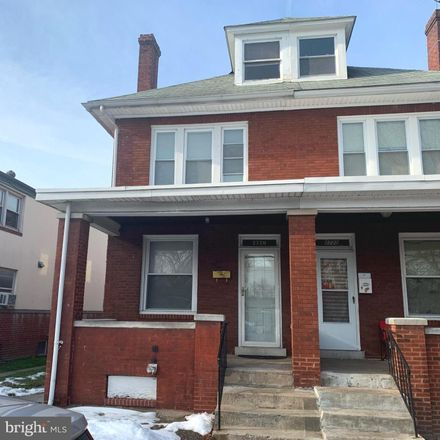 Rent this 4 bed townhouse on 2720 North 6th Street in Harrisburg, PA 17110