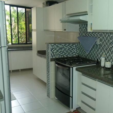 Rent this 1 bed apartment on Hipermercado DB in Avenida Coronel Teixeira, Compensa