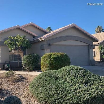 Rent this 3 bed house on 1043 West Tremaine Avenue in Gilbert, AZ 85233
