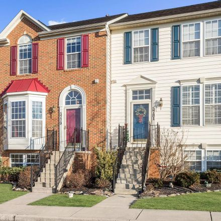 Rent this 4 bed townhouse on 5779 Mussetter Ct in New Market, MD
