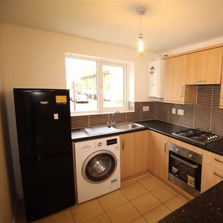 Rent this 3 bed house on Lauderdale Crescent in Manchester M13 9FD, United Kingdom