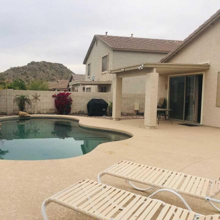 Rent this 3 bed house on West Canyon Lane in Goodyear, AZ