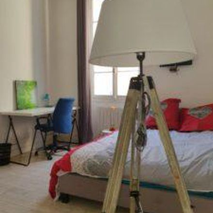 Rent this 1 bed apartment on 26 Rue Assalit in 06000 Nice, France