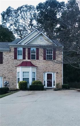 Rent this 2 bed townhouse on Crawford Oaks Dr in Oakwood, GA