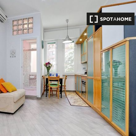 Rent this 1 bed apartment on Via Chioggia in 00182 Rome RM, Italy