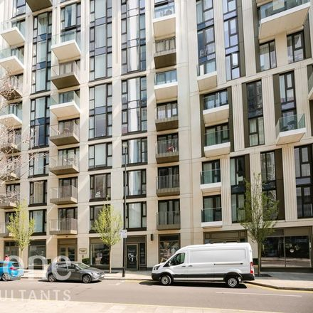 Rent this 2 bed apartment on Ariel House in 144 Vaughan Way, London E1W 2AG