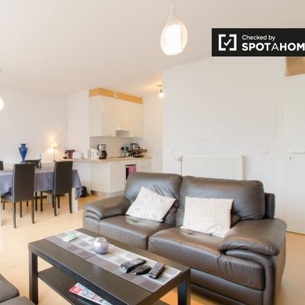 Rent this 1 bed apartment on Square James Deanplein in Square James Dean - James Deanplein, 1090 Jette