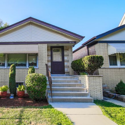 Rent this 3 bed house on 3626 West 64th Place in Chicago, IL 60629