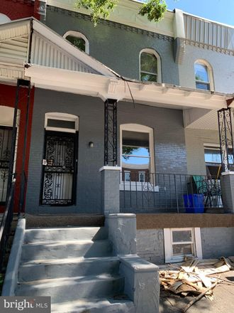 Rent this 3 bed townhouse on 5233 Larchwood Avenue in Philadelphia, PA 19143
