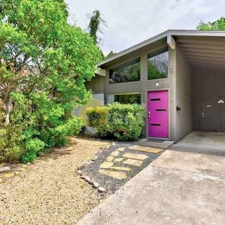 Rent this 2 bed apartment on 1143 Gillespie Place in Austin, TX 78704