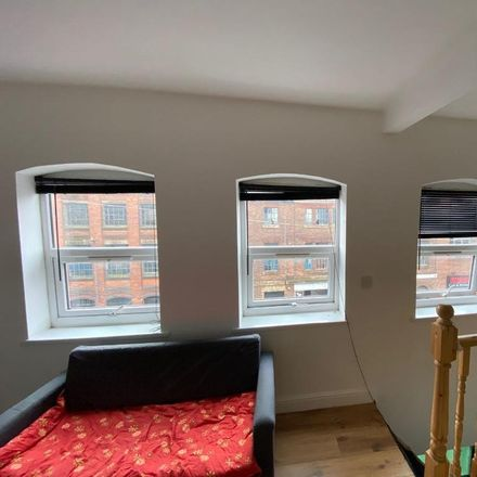 Rent this 1 bed apartment on UK Glazing Bham Ltd in Brearley Street, Birmingham B19