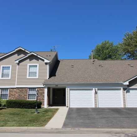 Rent this 2 bed townhouse on 350 Newgate Court in Schaumburg, IL 60193