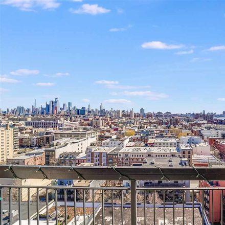 Rent this 1 bed condo on 700 1st Street in Hoboken, NJ 07030