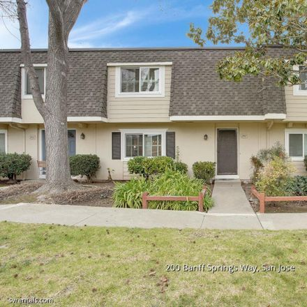 Rent this 3 bed apartment on 200 Banff Springs Way in San Jose, CA 95139